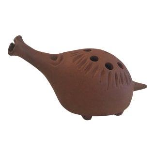 Robert Maxwell Ceramic Beastie For Sale