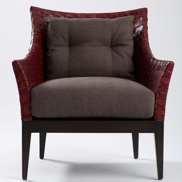 Kriess Safari Lounge Chairs - A Pair - Image 7 of 7