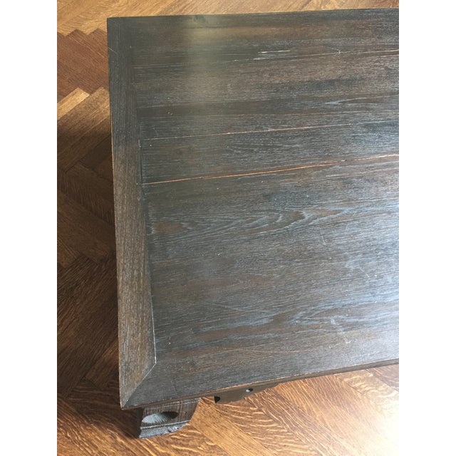19th Century Thailand Teak Wood Coffee Table For Sale In New York - Image 6 of 7