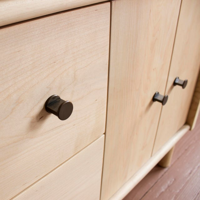 Mae Credenza and Sideboard For Sale - Image 9 of 10