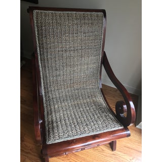 West Indies Plantation Style Chair Preview