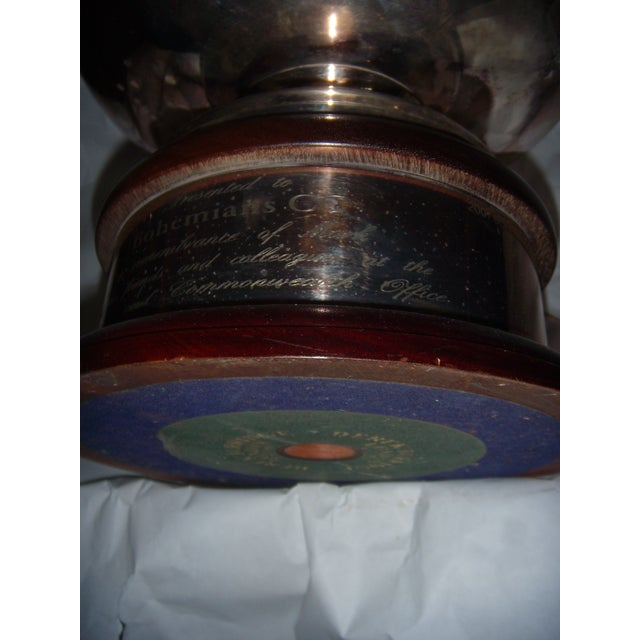 The Mark Thomas Memorial Cricket Trophy For Sale In New York - Image 6 of 8