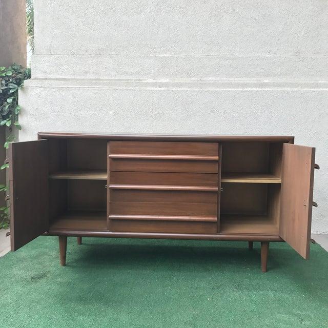Furniture Guild of California Credenza - Image 6 of 9