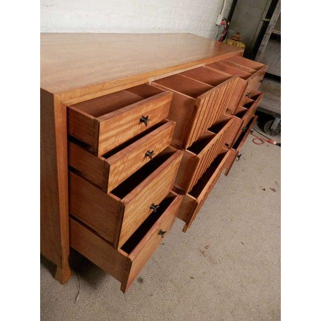 1960s John Widdicomb Mid-Century Dresser For Sale - Image 5 of 9
