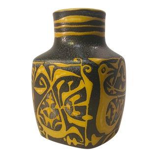Vintage Nils Thorsson for Royal Copenhagen Mid Century Modern Vase For Sale