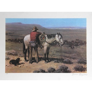 Duane Bryers, World's Apart, Lithograph For Sale