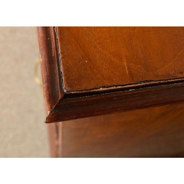 19th Century Georgian Chest of Drawers For Sale - Image 10 of 11