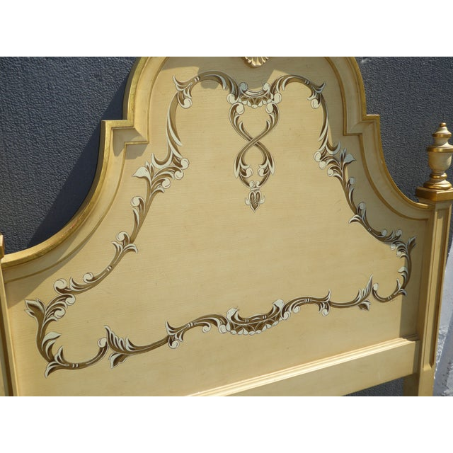 Kindel Vintage French Country King Headboard - Image 8 of 11
