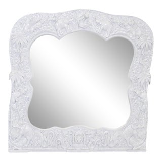 Anthony Redmile, London Zoological Framed Mirror For Sale