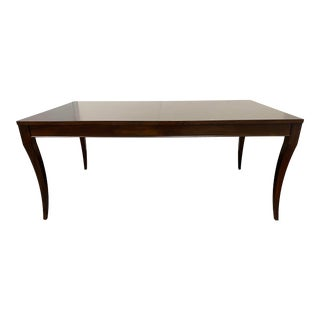 Ethan Allen Barrymore Expandable Dining Table For Sale