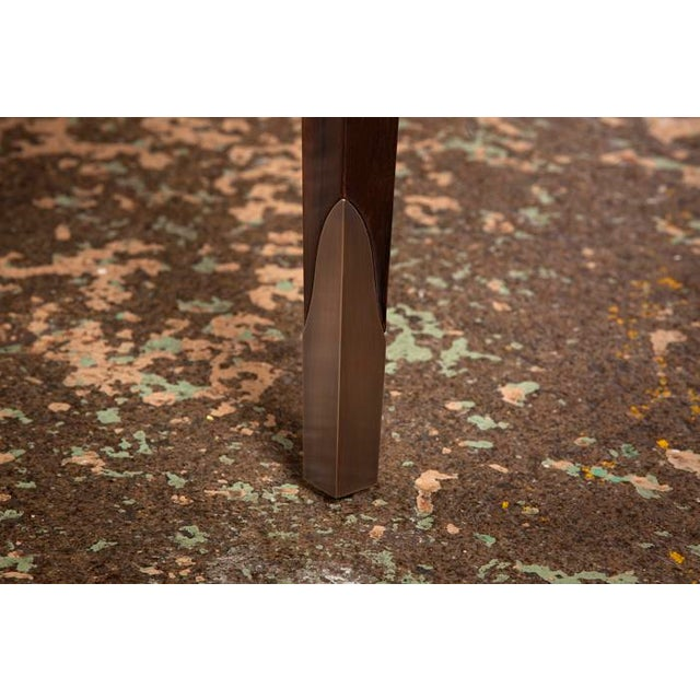Anthony Morris Single Drawer Entry Console For Sale - Image 4 of 7