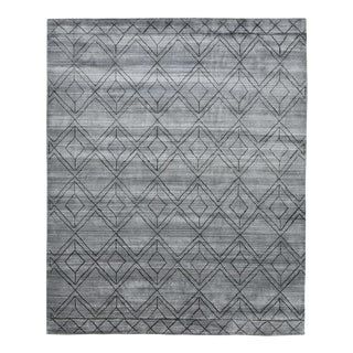 Asher, Loom Knotted Area Rug - 8 X 10 For Sale