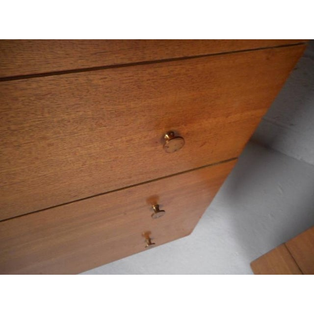 Maple Paul McCobb for Calvin Mid-Century Modern Chests - A Pair For Sale - Image 7 of 11