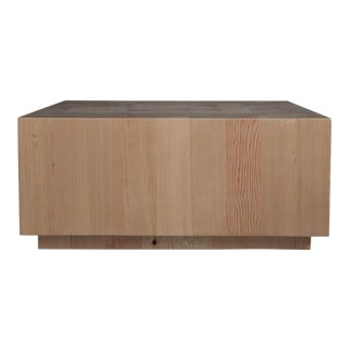 Mid-Century Modern TGM Block End Table For Sale