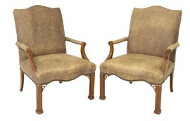 Image of Chinese Corner Chairs