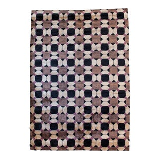 Madeline Weinrib Area Rug- 6′4″ × 9′3″ For Sale