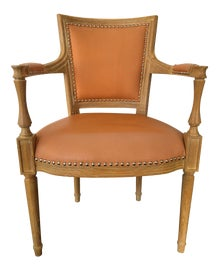 Image of Peach Accent Chairs