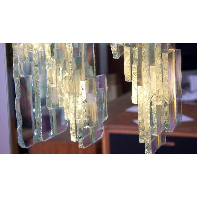 Mid-Century Modern Set of Two RAAK Wall Sconces, Model C1517 For Sale - Image 3 of 6