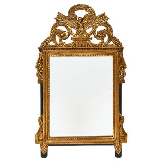 Louis XVI Style Antique Mirror For Sale