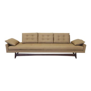 Adrian Pearsall Craft Associates Large Gondola Sofa