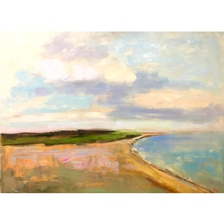 Shoreline - Original Painting by artist Elle Foley For Sale
