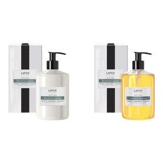 Fresh Cut Gardenia Liquid Soap & Hand Cream For Sale