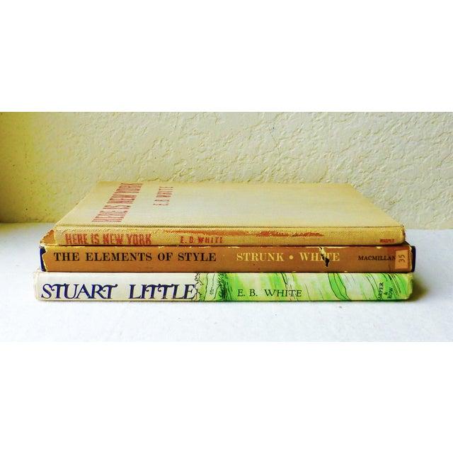 E.B. White Vintage Books - Set of 3 - Image 4 of 10
