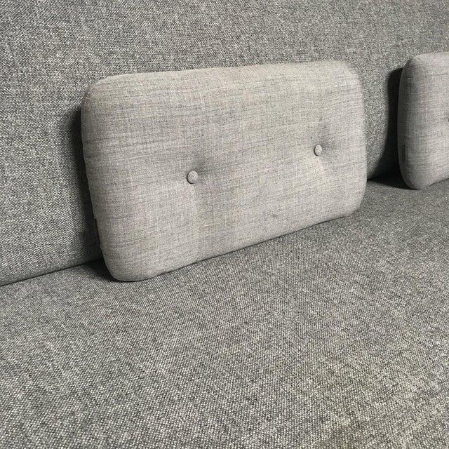 2000s Modern Jaime Hayon for Fritz Hansen 'Favn' Sofa For Sale - Image 5 of 10