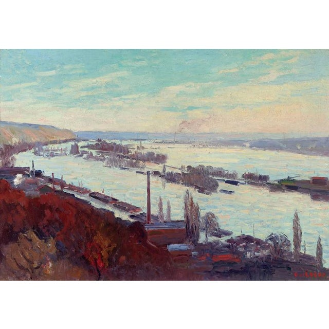 Early 20th Century Inondation (Inundation) For Sale - Image 5 of 6