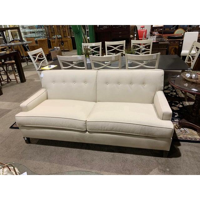 Ethan Allen Tuxedo Sofa For Sale - Image 10 of 10
