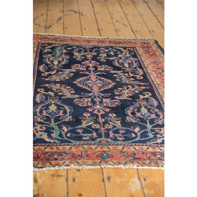 "Textile Vintage Lilihan Square Rug - 3'7"" X 4'8"" For Sale - Image 7 of 14"