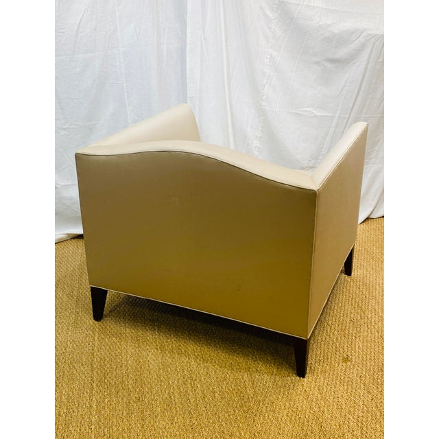 Club Chair by Baker Furniture For Sale - Image 9 of 11