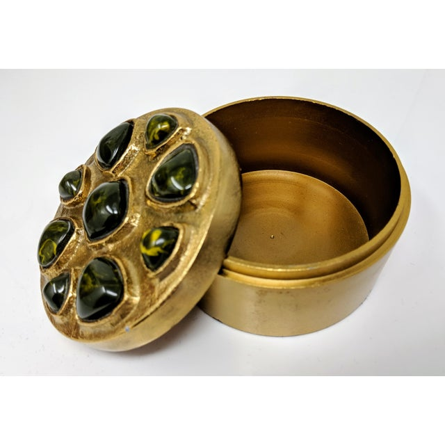 Jeweled Trinket Box - Image 8 of 12