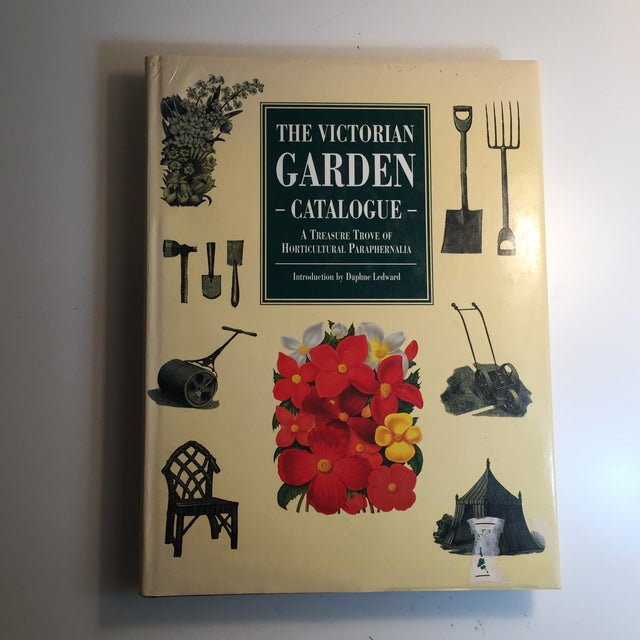 """1995 """"The Victorian Garden Catalogue"""" Book For Sale - Image 11 of 11"""