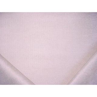 Traditional Osborne Little Rumba Ivory Cubana Weave Chenille Upholstery Fabric - 2-1/4y For Sale