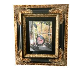 Custom Framed Mandolin Artwork For Sale