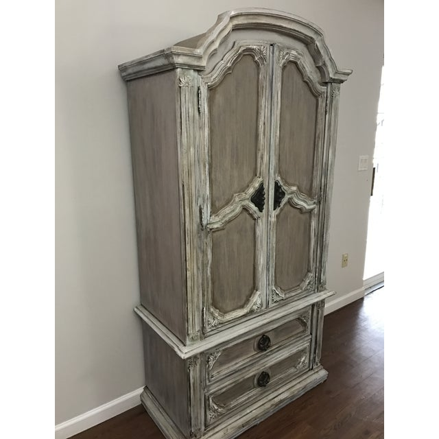 Stanley Wardrobe Armoire - Image 3 of 11