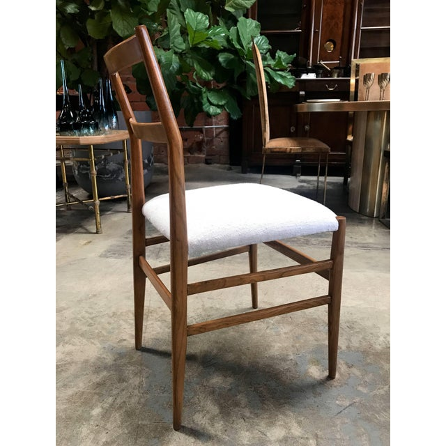 1950s 1950s Gio Ponti Superleggera Dining Chairs - a Pair For Sale - Image 5 of 9