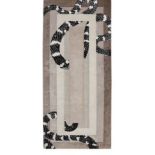 Imperial Snake Rug From Covet Paris For Sale
