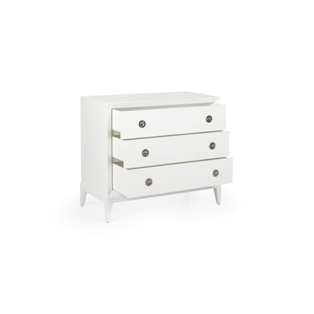 Not Yet Made - Made To Order Casa Cosima Hayes Chest, Chelsea Gray For Sale - Image 5 of 5