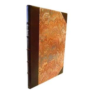 """17th-Century Antique Illustrated Oversize Book, Claude-Francois Menestrier """"Histoire Du Roy Louis Le Grand"""" For Sale"""