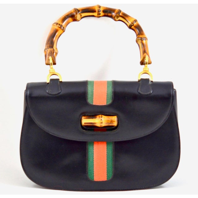 Gucci Private Label Purse Made for Saks Fifth Avenue -- Pics Added For Sale - Image 10 of 12