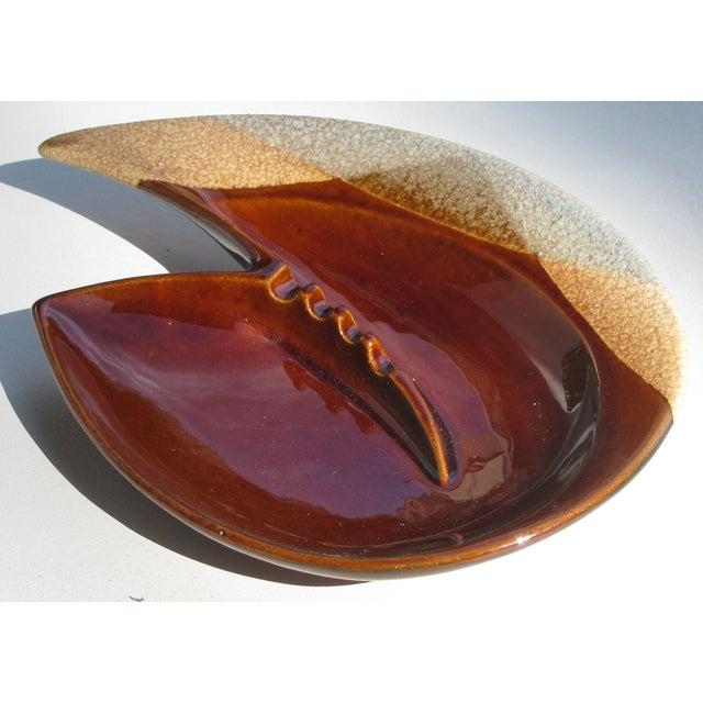 Midcentury Haeger Art Pottery Ashtray - Image 2 of 3