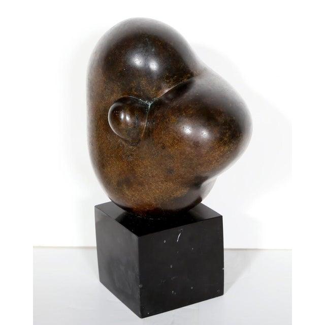 Bronze with Patina 7 1/4 × 7 × 6 in 18.4 × 17.8 × 15.2 cm Edition 1/6 Artist: Sophia Vari, Greek (1940 - ) Title: Gree's...