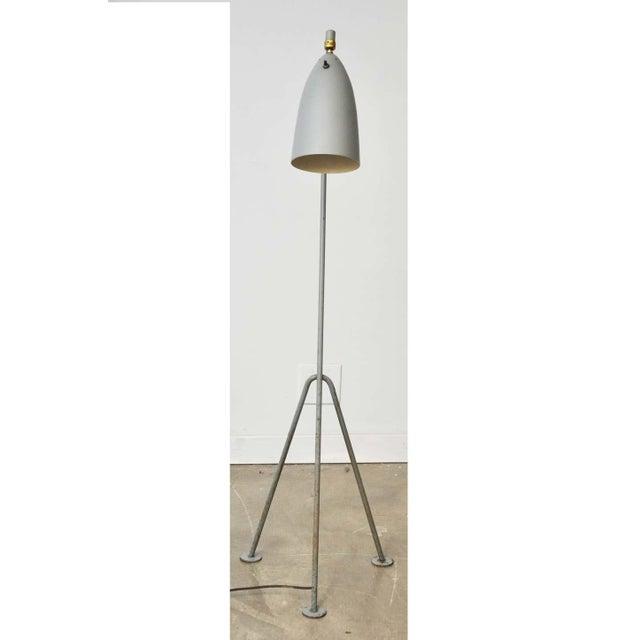 "Greta Grossman 831 ""Grasshopper"" Floor Lamp for Ralph O. Smith For Sale In Chicago - Image 6 of 9"