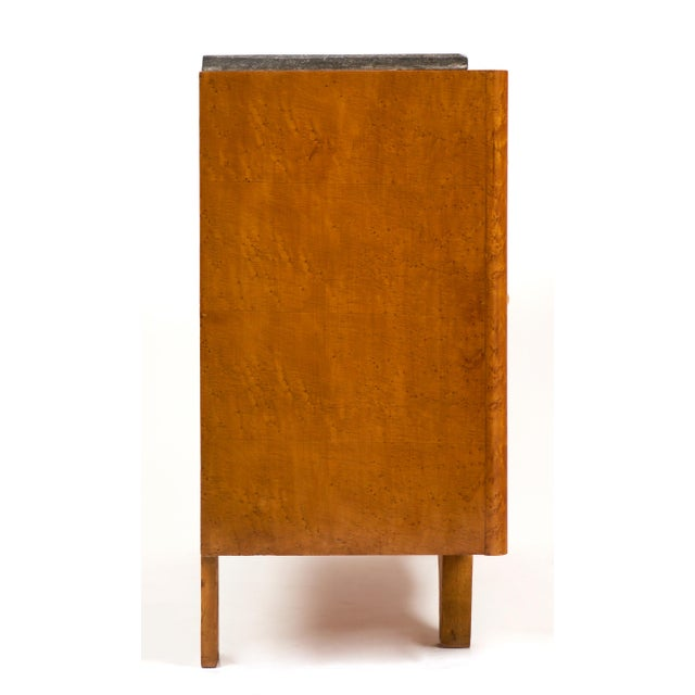 Art Deco Period Bird's-Eye Maple Dresser - Image 6 of 10