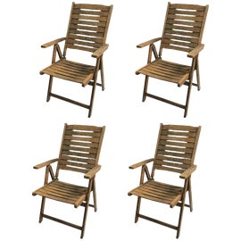 Image of Shabby Chic Side Chairs