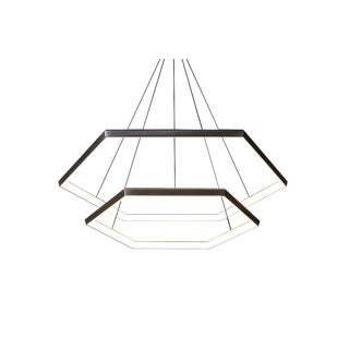 Hexia Cascade Hxc46 Chandelier Light Fixture For Sale