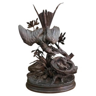 Large French Bronze For Sale