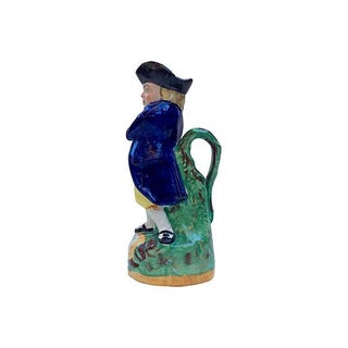"""Staffordshire """"Hearty Good Fellow"""" Jug Preview"""